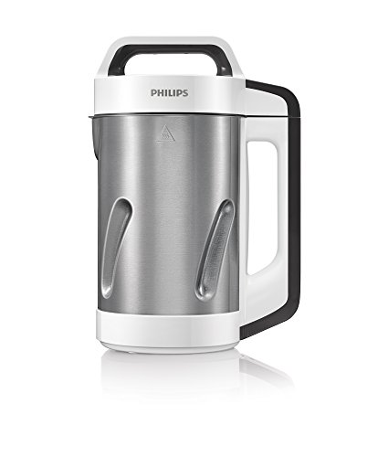 Philips - HR2201/80 - Viva Collection - Blender Chauffant - Inox Gris