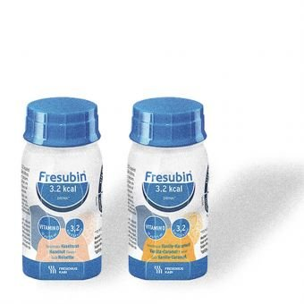 Fresubin 3.2 kcal Drink Mischkarton, 24X125 ml 3,2