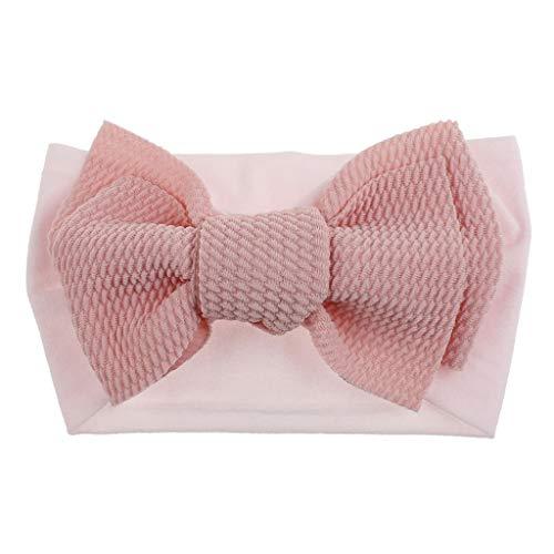 Sanahy baby mädchen Haarband stirnbänder top Knoten Turban Stirnband für Babys mädchen Newborn