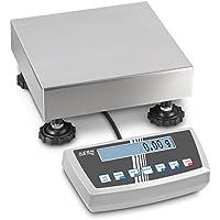 La Industria Báscula [Núcleo DS 10 K0.1s] la Industria Báscula con precisión de laboratorio, rango de pesaje [Max]: 10 kg, Lectura [D]: 0,1 g, ...