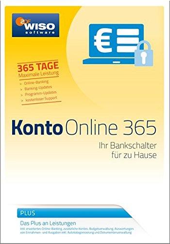 Preisvergleich Produktbild WISO Konto Online Plus 365