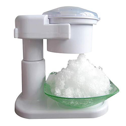 Sue-Supply Ice Crusher Slush Machine Crushed Ice Snow Cone Maker Ice Electric Rasierte Eismaschine Für Den Sommer