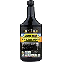 Archoil AR6400-D MAX Professional Diesel Engine, Turbo, DPF & CAT Cleaner Concentrate - 400ml
