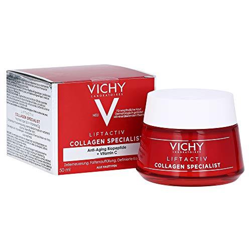 Vichy Liftactiv Collagen Specialist Creme für das Gesicht, 5