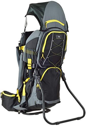 Ultrapower Kindertrage | Wandern | Reise | Tragerucksack | Kinderkraxe | Babytragerucksack | Rückentrage | Baby-Carrier | Quokka
