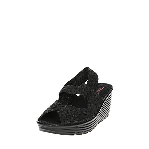 Pregunta Bertha/PR1 Sandalo Donna Nero