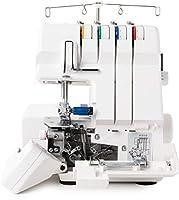JUKI mo4s máquina de coser tagliacuci profesional a 4hilos con diferencial/infilatura automática/Simple de tanto/corte y costura de calidad de JUKI