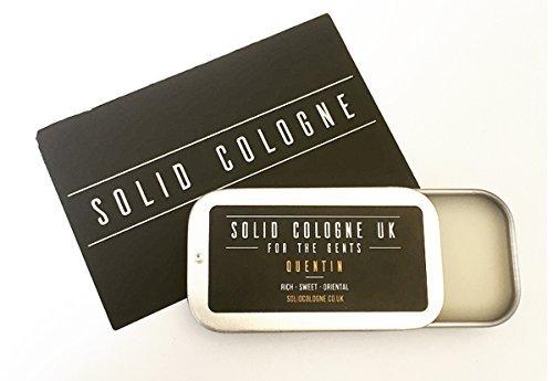 Cologne massif pour boîte de voyage Parfum Pour Homme Quentin Multivitamines 15ml