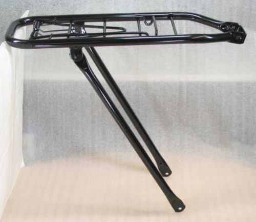 Gepäckträger Original Gazelle, ohne Federklappe, ohne Klappständer: