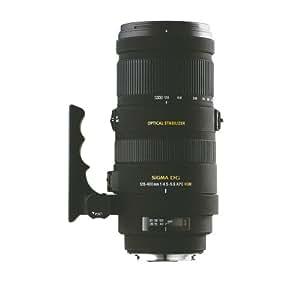 Sigma 120-400mm f/4.5-5.6 DG HSM PAF Lens for Pentax SLR Camera