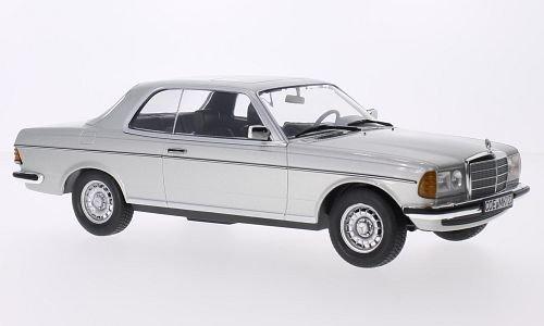 Preisvergleich Produktbild Mercedes 280 (W123) CE, silber, 1980, Modellauto, Fertigmodell, Norev 1:18