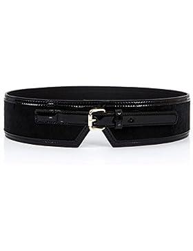 Señoras Retro Anchura Cinturón,Simple Elegante Cinturón Distribución Vestido Decoración Salvaje Las Correas