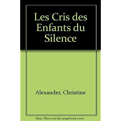 Les Cris des enfants du Silence