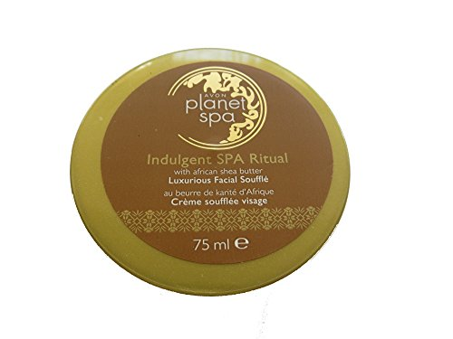 Price comparison product image Avon Indulgent SPA Ritual Luxurious Facial Souffle with African Shea Butter