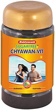 Baidyanath Sugarfree Chyawan Vit - Specially formulated Chyawanprash with No Added Sugar - 1kg