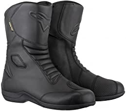 Alpinestars Motorcycle Boots-Web Gorandex, Nero, Taglia 44