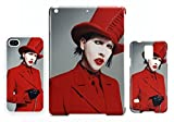 Marilyn Manson Red iPhone 6 / 6S cellulaire cas coque de téléphone cas, couverture de téléphone portable