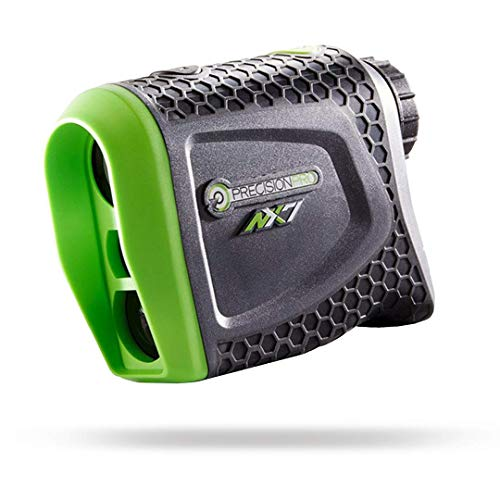 Précision Pro Golf NX7 Laser - Télémètre pour le Golf précis jusqu'à 400 Yards (365,76...