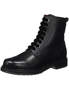 Liebeskind Berlin Damen Ls0127 Nappa Combat Boots