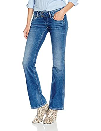 pepe jeans damen jeans pimlico bekleidung. Black Bedroom Furniture Sets. Home Design Ideas