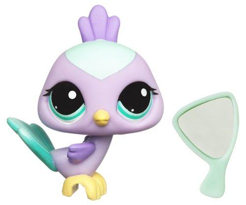 Imagen principal de Hasbro Littlest Pet Shop Mascotas pet shop A Pavo - Mascota de juguete coleccionable