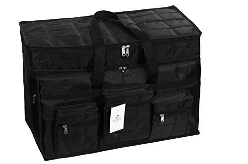 HomeStrap Jumbo Travel Duffel Bag, Storage Bag
