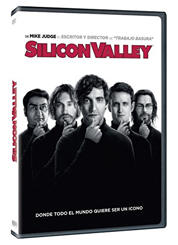 Silicon Valley Temporada 1 [DVD]