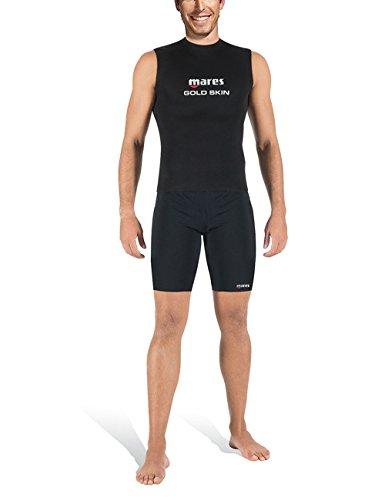 Mares Herren Gold Skin Wetsuit, Black, S6