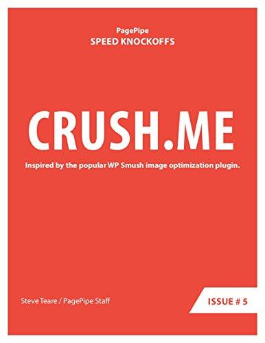 CRUSH.ME: Speed Clone: Inspired by the popular WP Smush image optimization plugin. (Speed Plugin Clones Book Book 5) (English Edition)