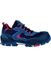 Cofra 17080–000.w46valamiro S1P SRC–zapatos de seguridad talla 46AZUL