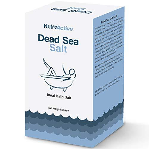 NutroActive Dead Sea Salt (350 gm)