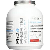 PhD Nutrition Pharma Whey HT+ Protein powder - 2.2 kg, Strawberry Cream