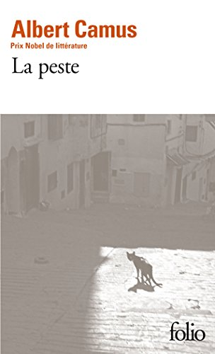 La peste par Albert Camus