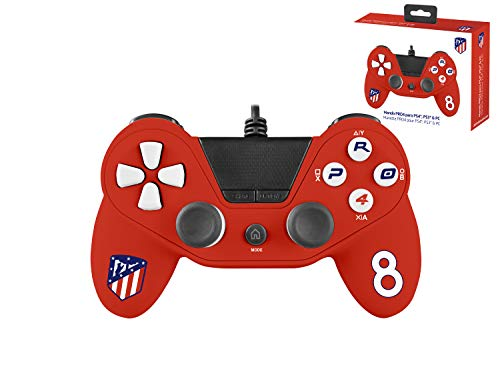 22 - Subsonic Mando con Cable  PS4/PS4 Slim/PS4 Pro/PC