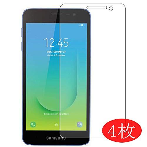 VacFun Lot de 4 Film de Protection d'écran pour Samsung Galaxy J2 Core 0,14mm, sans Bulles, Auto-Cicatrisant (Non vitre Verre trempé)(Not Tempered Glass Screen Protector)