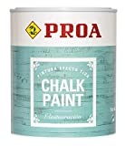CHALK PAINT PINTURA PARA MUEBLES EFECTO TIZA PROA BLANCO CHALK 750 ml