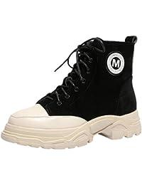 Student Schnee Stiefel, Quaan Frau Winter Warm Knöchel Stiefel Beiläufig Schuhe Wasserdicht Weich atmungsaktiv Beiläufig Sport Reise Turnschuhe draußen Schuhe