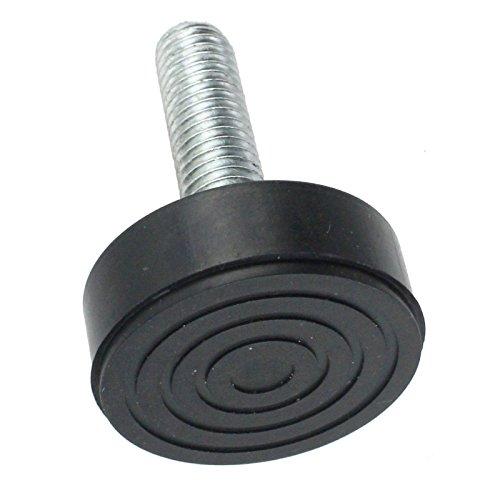 spares2go Universal Bürostuhl, Schrank, Schreibtisch & Schubladen Verstellbare Schraube in Fuß Bein (10) (Schreibtisch Büro Sockel Im)