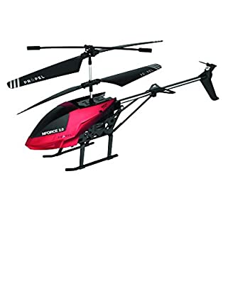 N-Force 2.0 3.5 Channel Controlled Helicopter Red