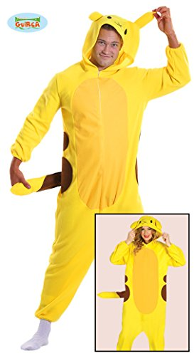 Kostüm Electro - Fiestas Guirca Kostüm-Pyjamas Chinchilla Tutone Cosplay Pokemon Electro