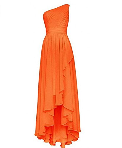 KA Beauty - Robe - Femme Orange