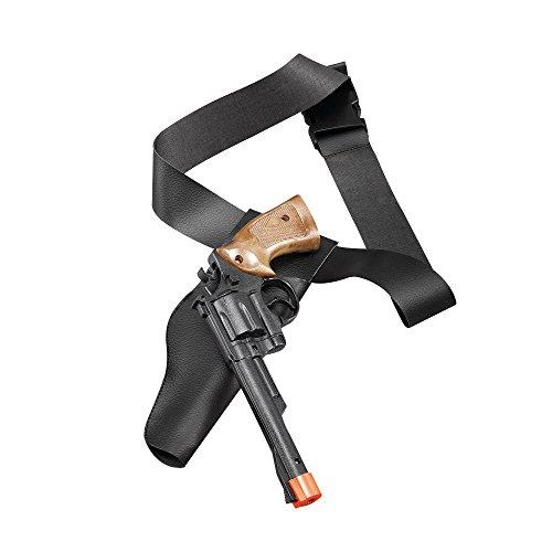 (Bristol Novelty ba364Erwachsene Cowboy Holster Gun Set, One size)