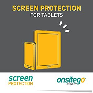 OnsiteGo 1 Year Comprehensive Screen Protection for Tablets from Rs. 5001 to Rs. 10000