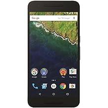 Huawei Nexus 6P 64GB 4G Gris - Smartphone (SIM única, Android, NanoSIM, EDGE, GSM, UMTS, WCDMA, LTE)