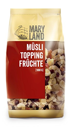 Maryland - Müsli Topping Früchte - 1kg