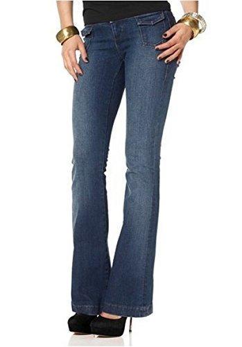 vaqueros-boot-cut-mujer-de-melrose-algodn-blue-used-98-algodn-2-elastnntttt-2-elastano-mujer-38