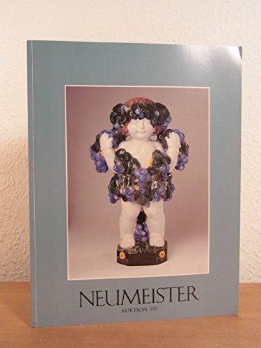 Auktion 270 am 21. November 1992. Jugendstil, Art Déco, 50er Jahre. Glas, Keramik, Silber, Metall,...