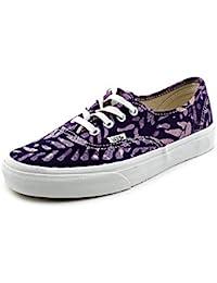 Vans Authentic Mujer Zapatillas Púrpura