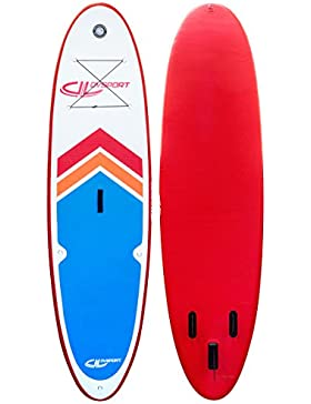DevesSport Arrow 1, Paddle Board, color: Blanco / Rojo