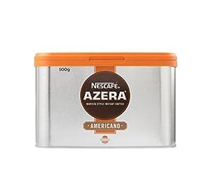 NESCAFÉ Azera Americano Instant Coffee Tin, 500 g